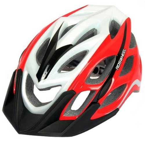 Red Roswheel Bicycle Helmets
