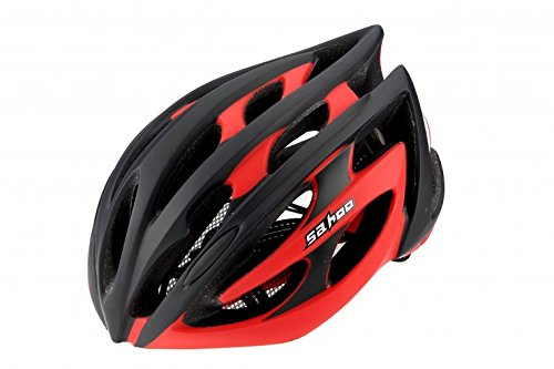Red SAHOO Bicycle Helmets