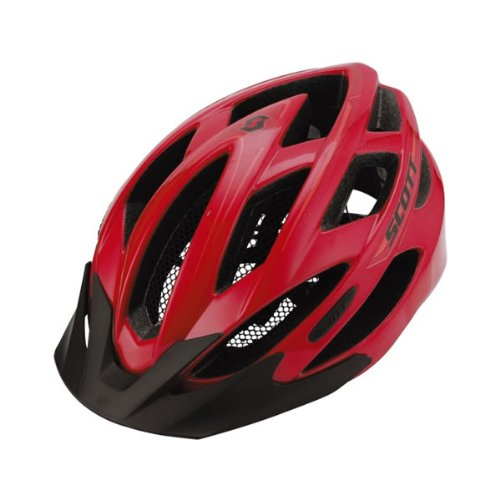 Red SCOTT Bicycle Helmets