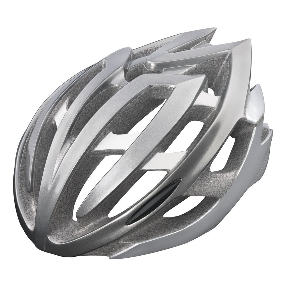 Silver Abus Bicycle Helmets