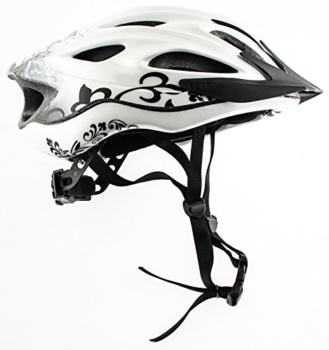 Silver Avenir Bicycle Helmets