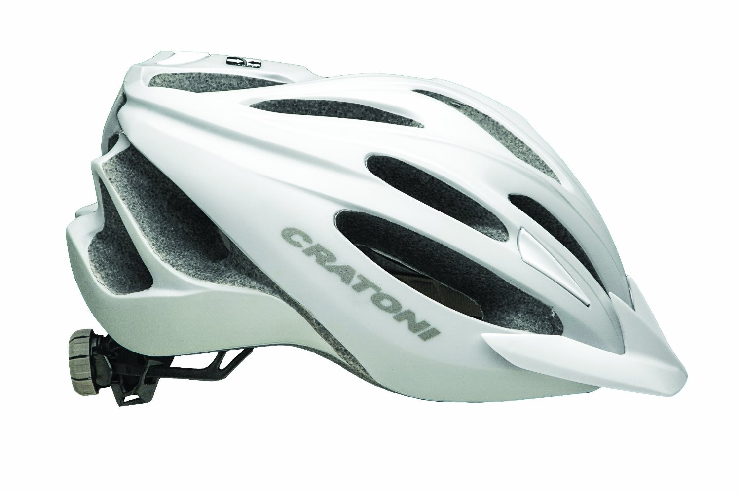 Silver Cratoni Bicycle Helmets