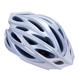 Silver FROB SPORT Bicycle Helmets
