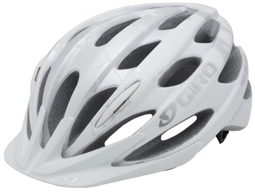 Silver Giro Bicycle Helmets