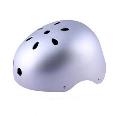 Silver Kids & Youth Interstellarr Bicycle Helmets