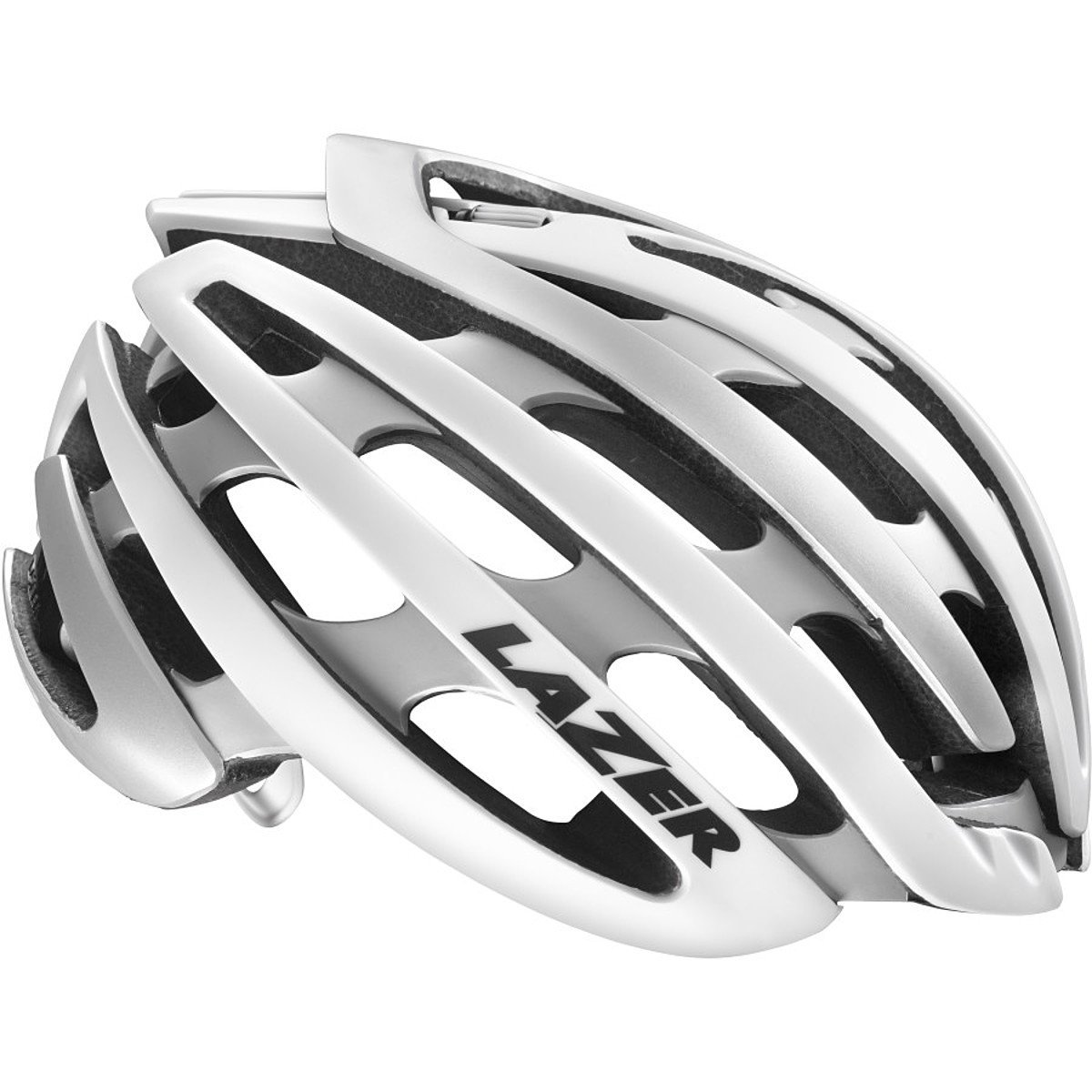 Silver Lazer Bicycle Helmets