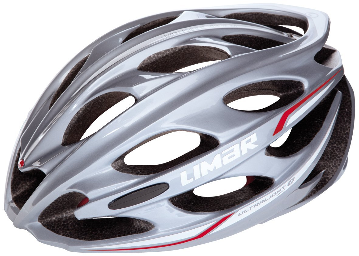 Silver Limar Bicycle Helmets