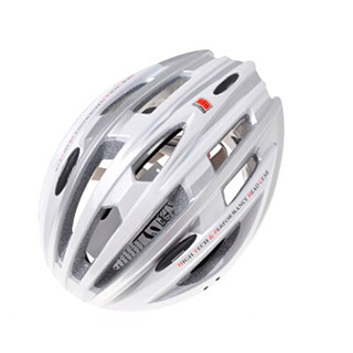 Silver Maysu Bicycle Helmets