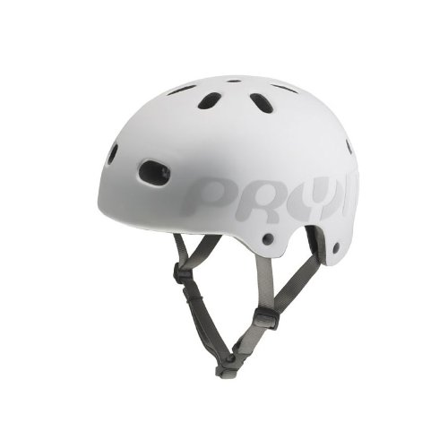 Silver Pryme Bicycle Helmets