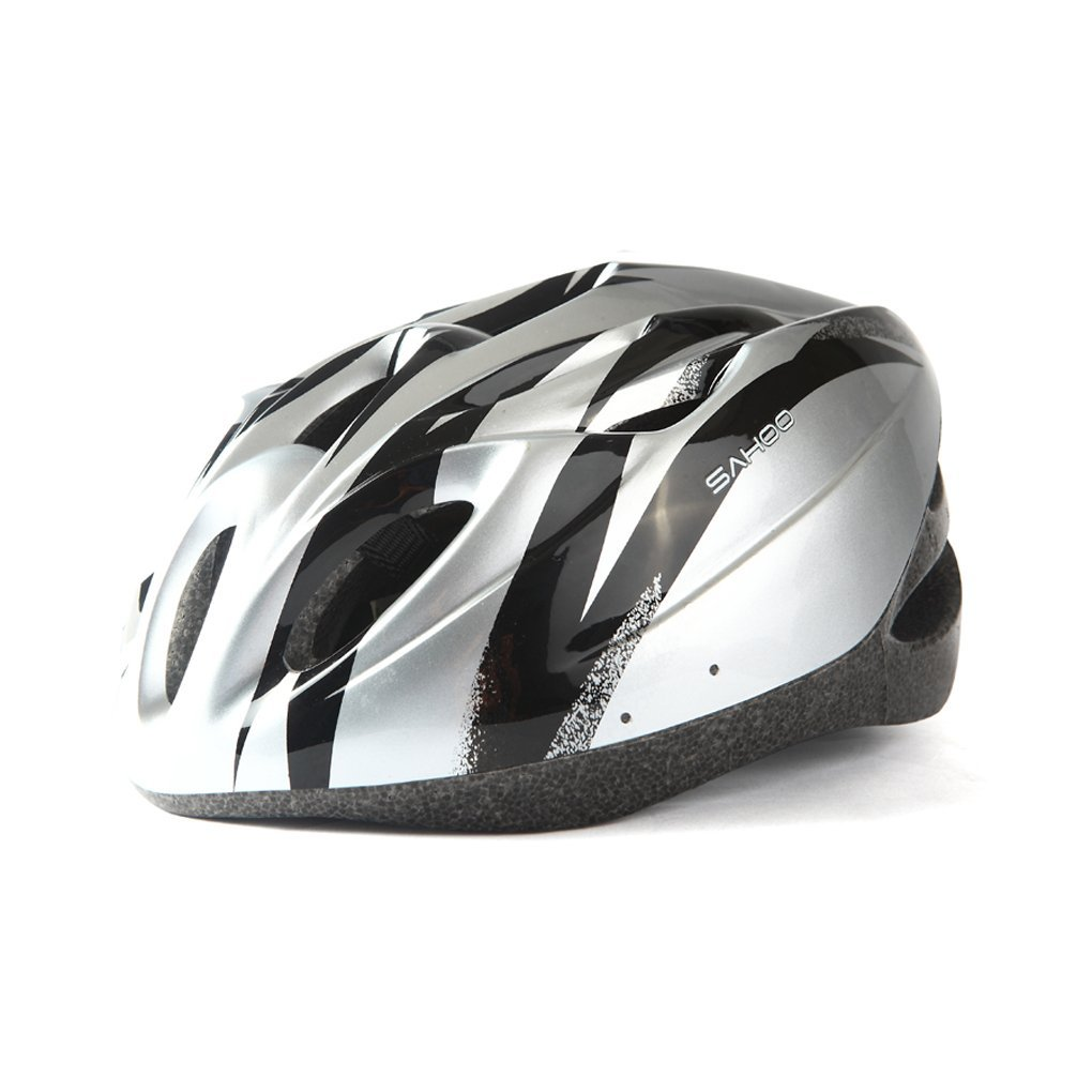 Silver SAHOO Bicycle Helmets