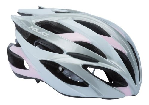 Silver XLC Bicycle Helmets
