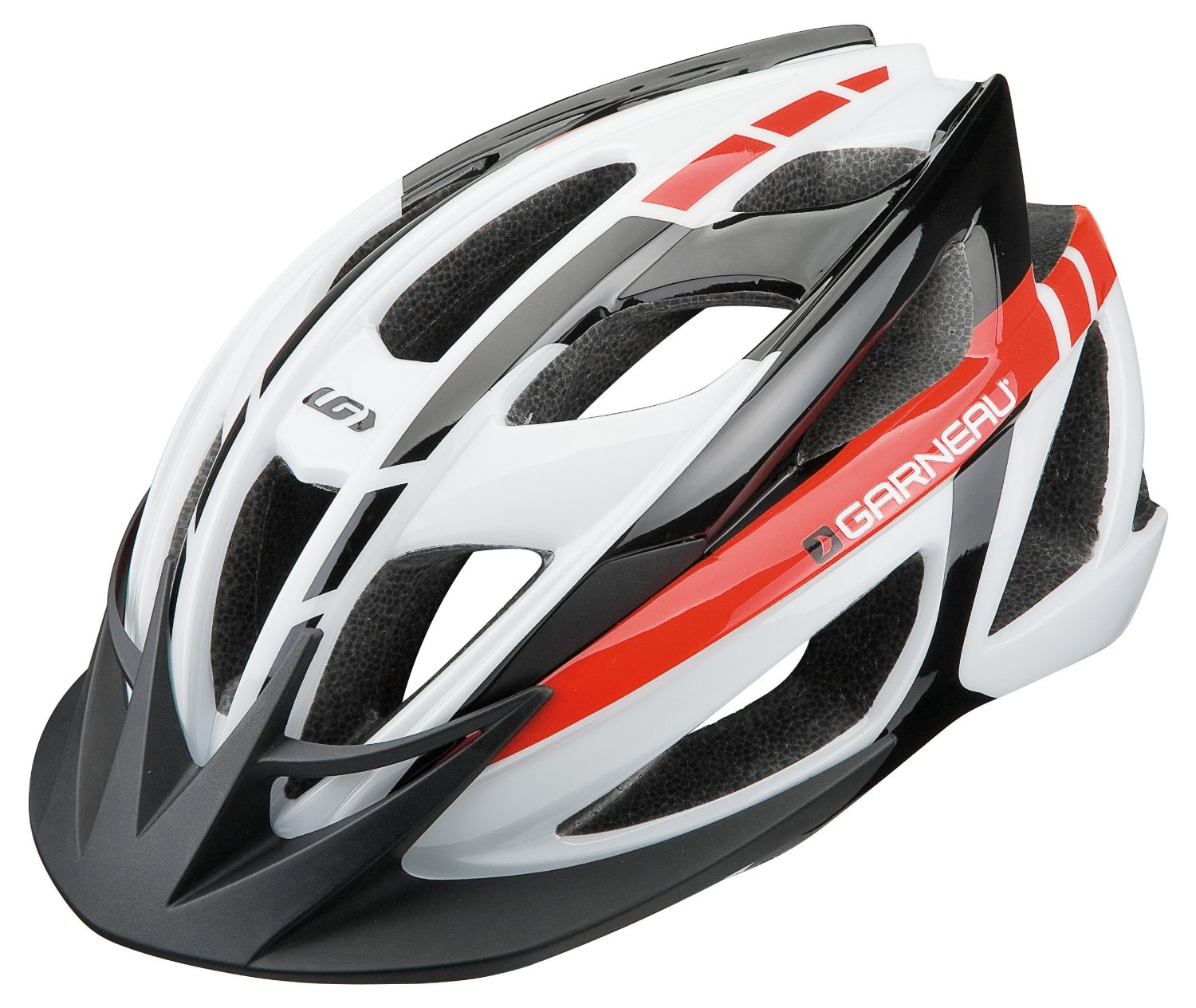 Sizes of Garneau Bicycle Helmets