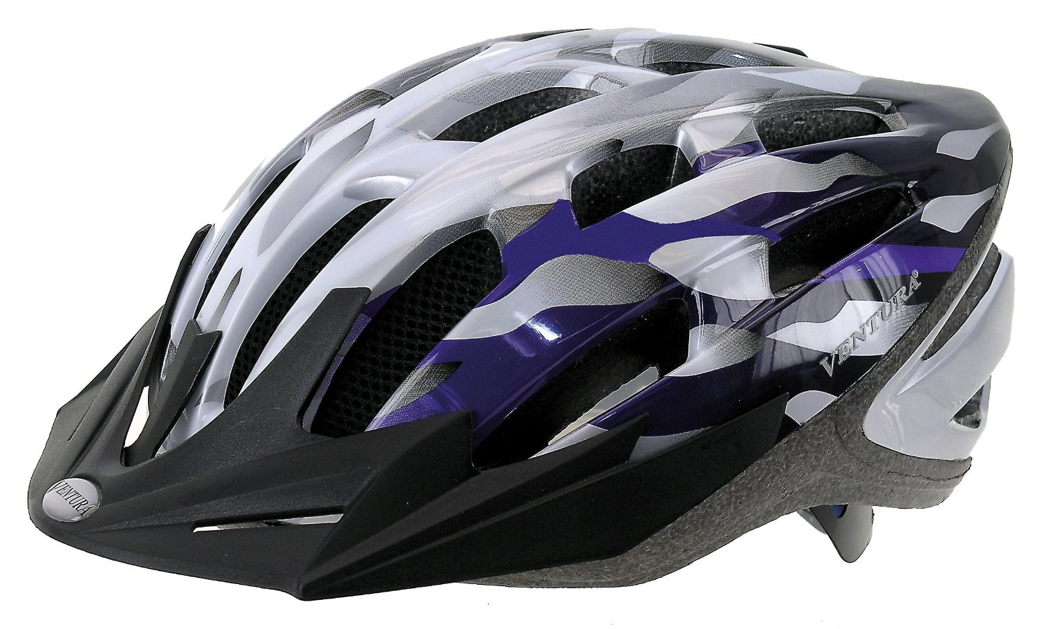 Sizes of Ventura Bicycle Helmets
