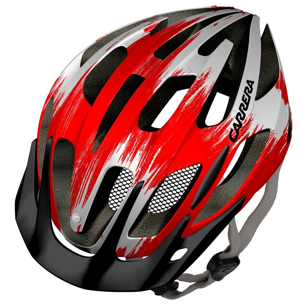 Small Carrera Bicycle Helmets