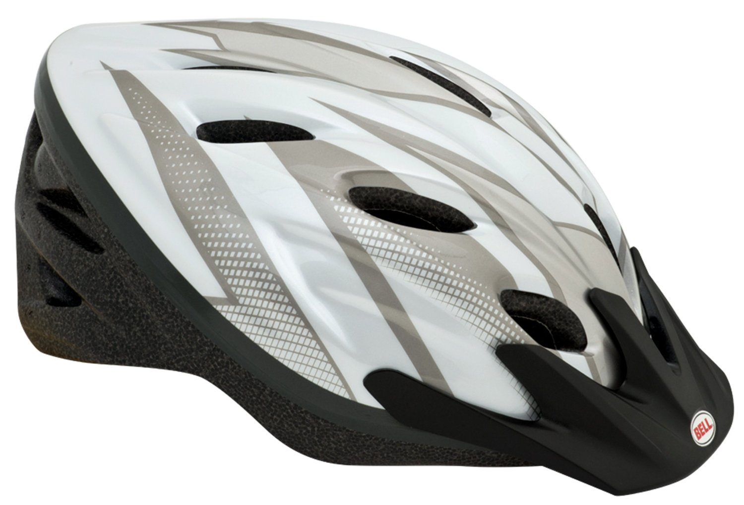 White Bell Bicycle Helmets
