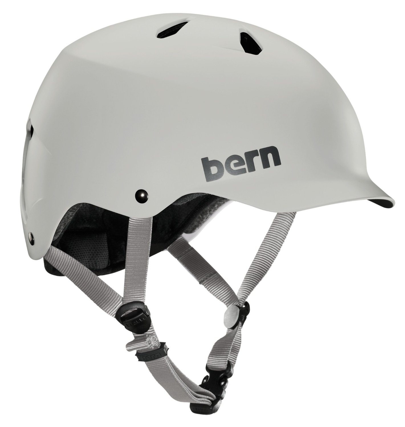 White Bern Bicycle Helmets