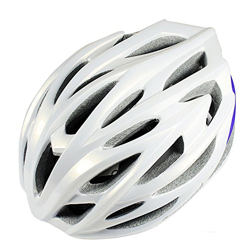White GreenRoad Bicycle Helmets