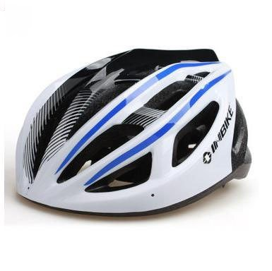 White INBIKE Bicycle Helmets