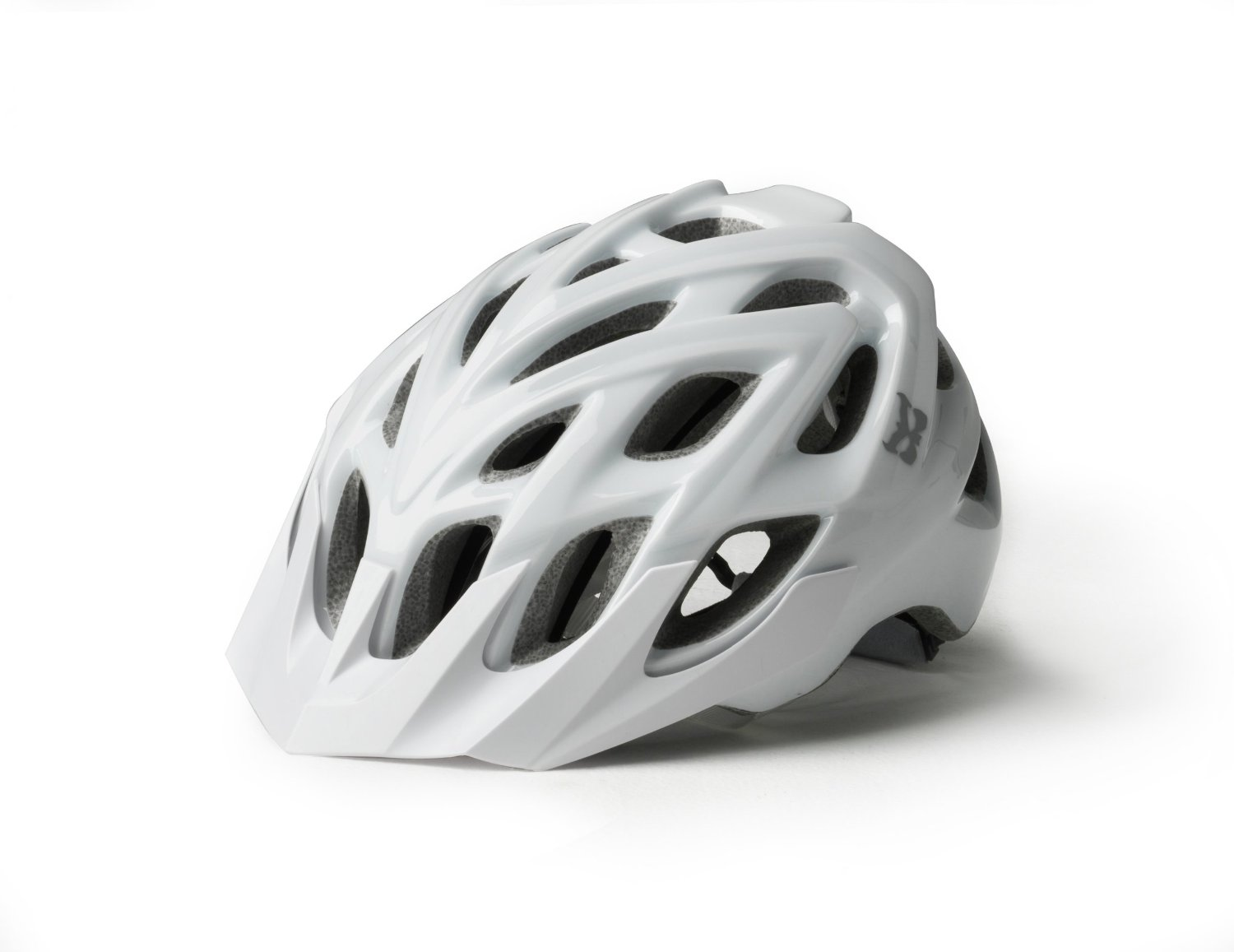 White Kali Protectives Bicycle Helmets