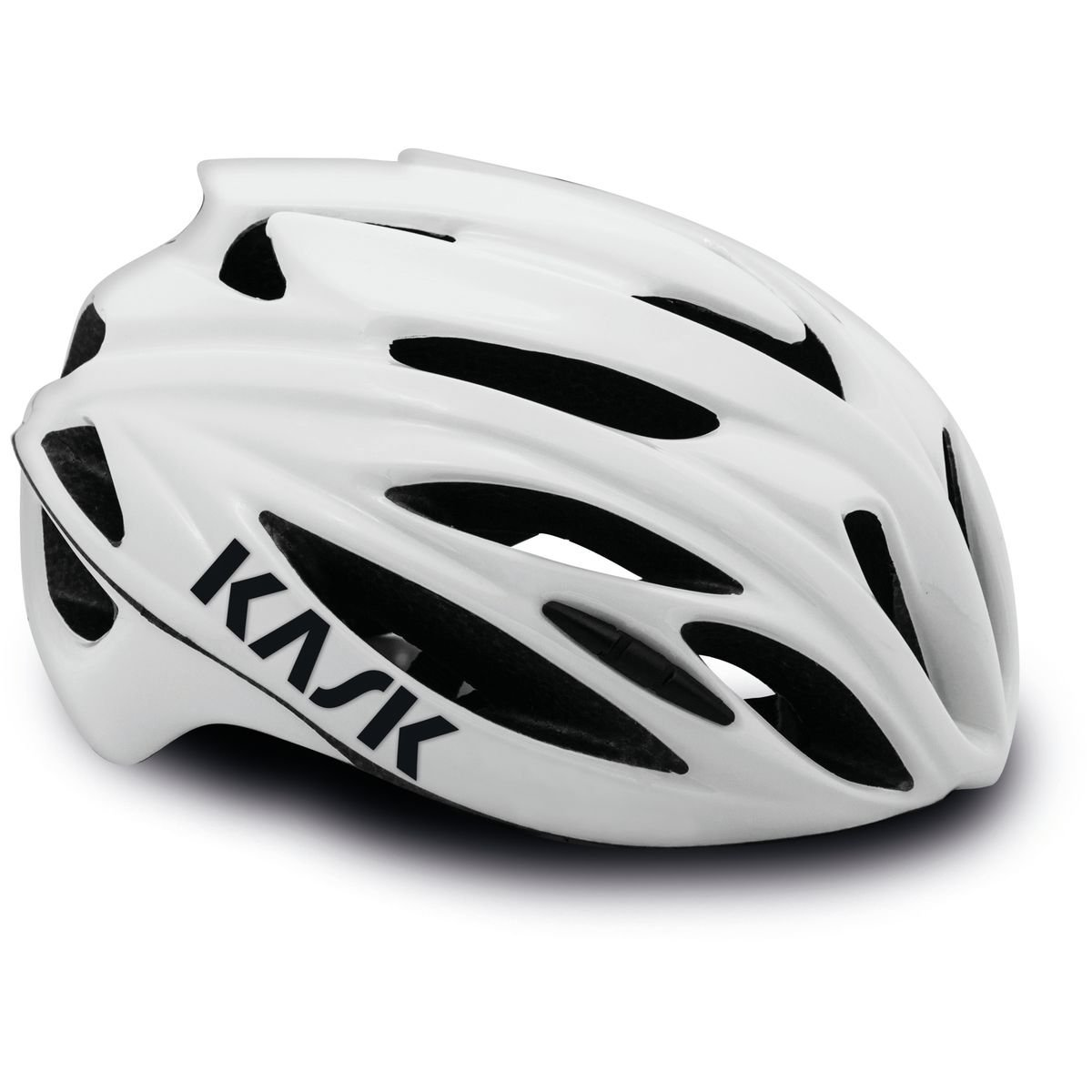 White Kask Bicycle Helmets
