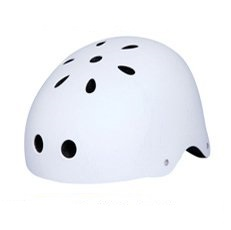 White Kids & Youth Interstellarr Bicycle Helmets