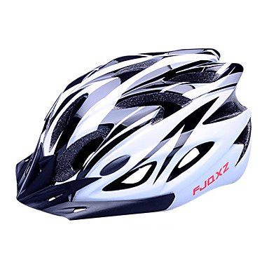 White OOFAY Bicycle Helmets