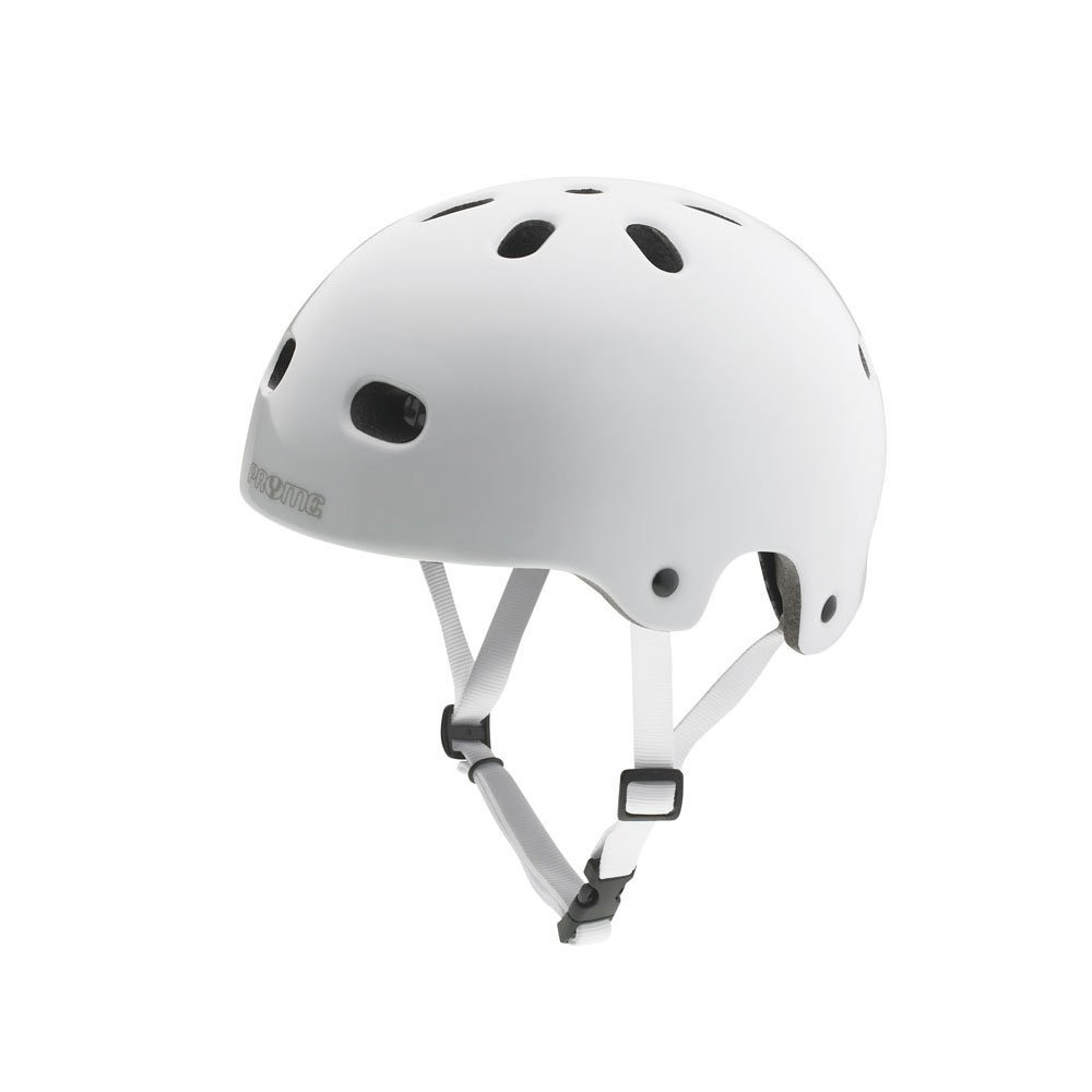 White Pryme Bicycle Helmets