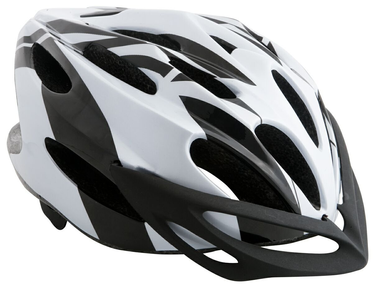 White Schwinn Bicycle Helmets