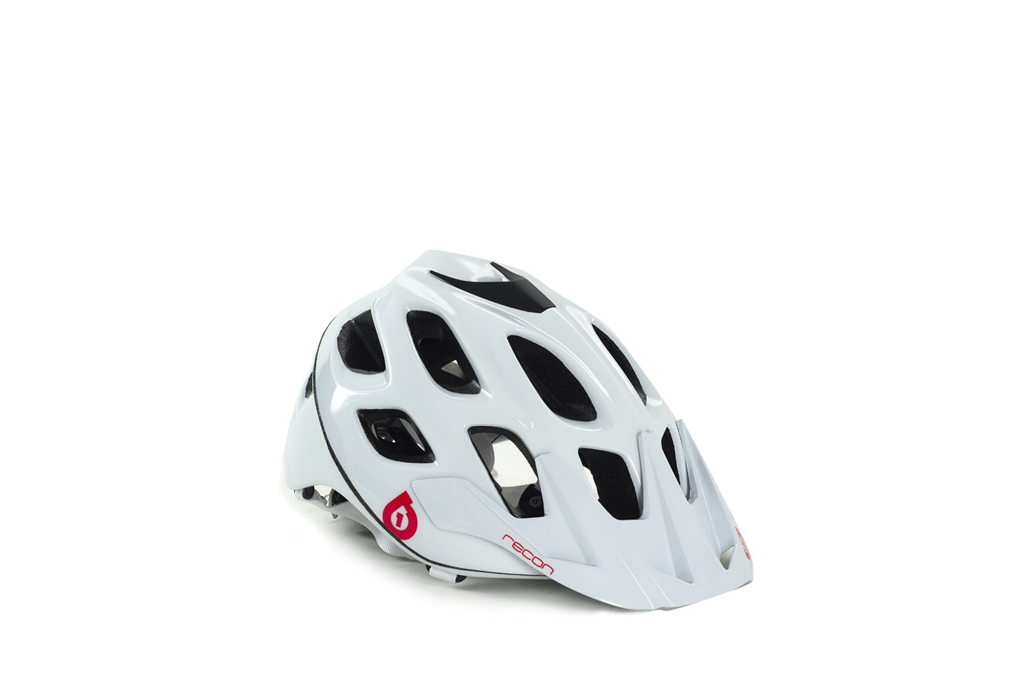 White SixSixOne Bicycle Helmets