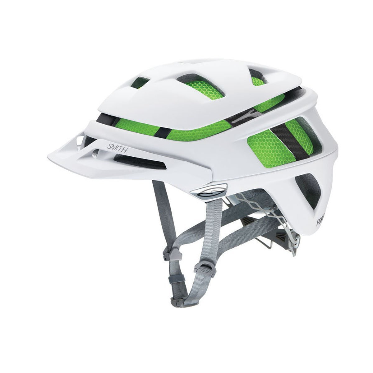 White Smith Optics Bicycle Helmets