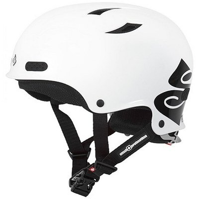 White Sweet Protection Bicycle Helmets