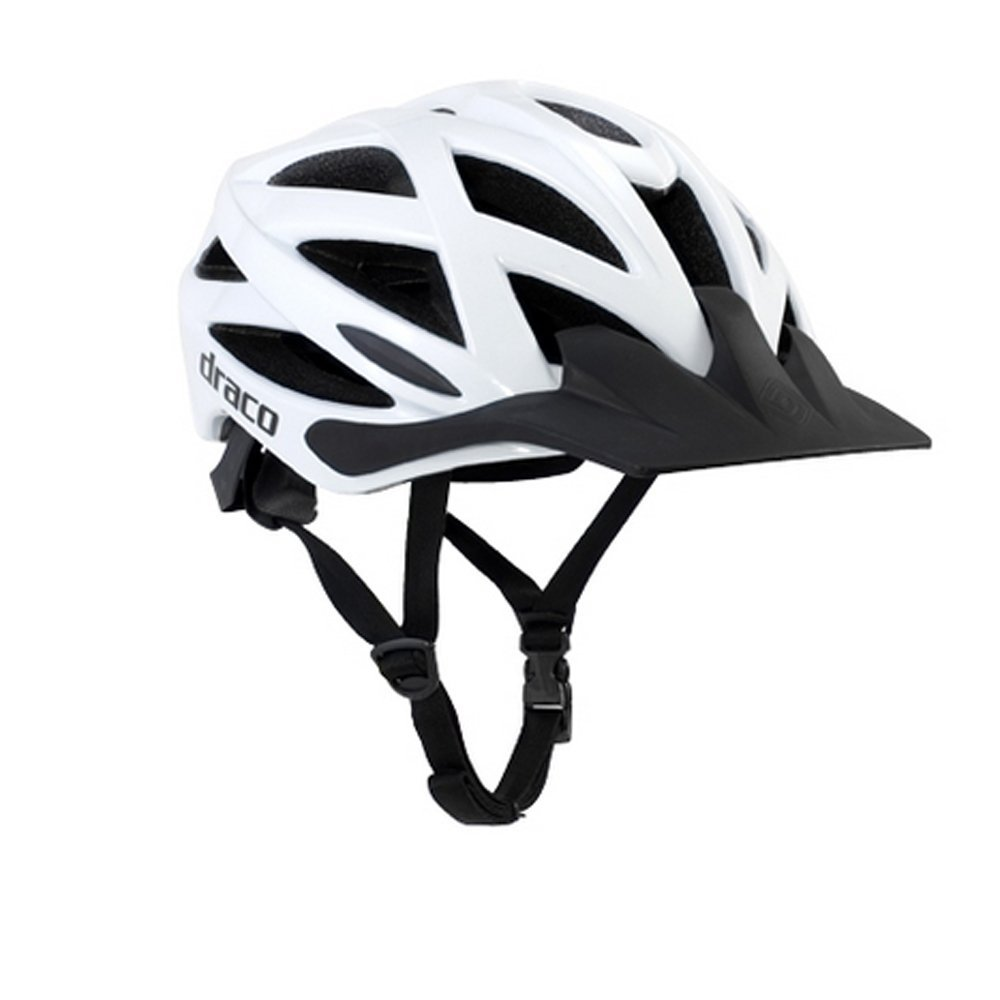 White THE Industries Bicycle Helmets