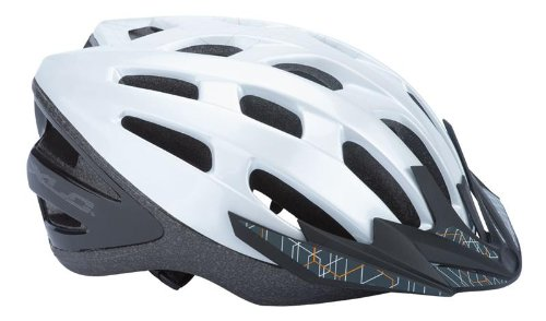 White XLC Bicycle Helmets