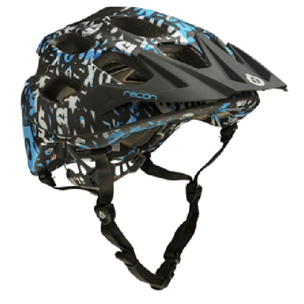 X-Large SixSixOne Bicycle Helmets