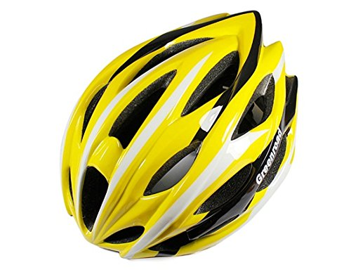 Yellow Abus Bicycle Helmets