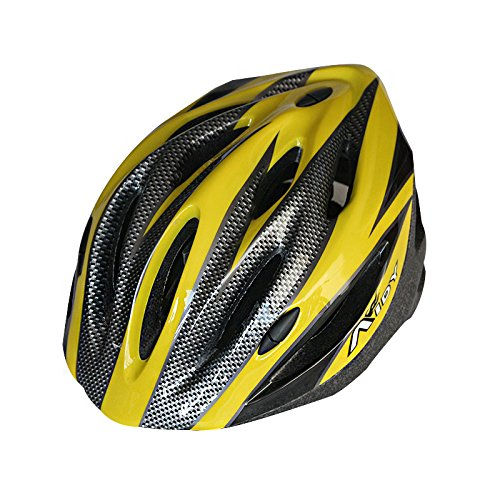 Yellow Aidy Bicycle Helmets