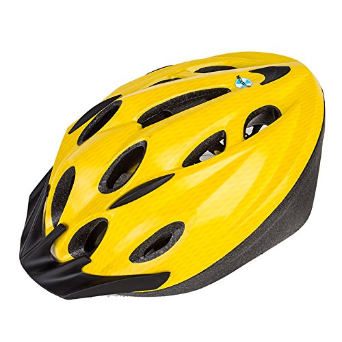 Yellow Airius Bicycle Helmets