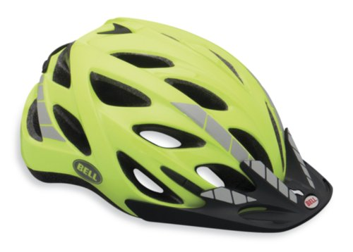 Yellow Bell Bicycle Helmets