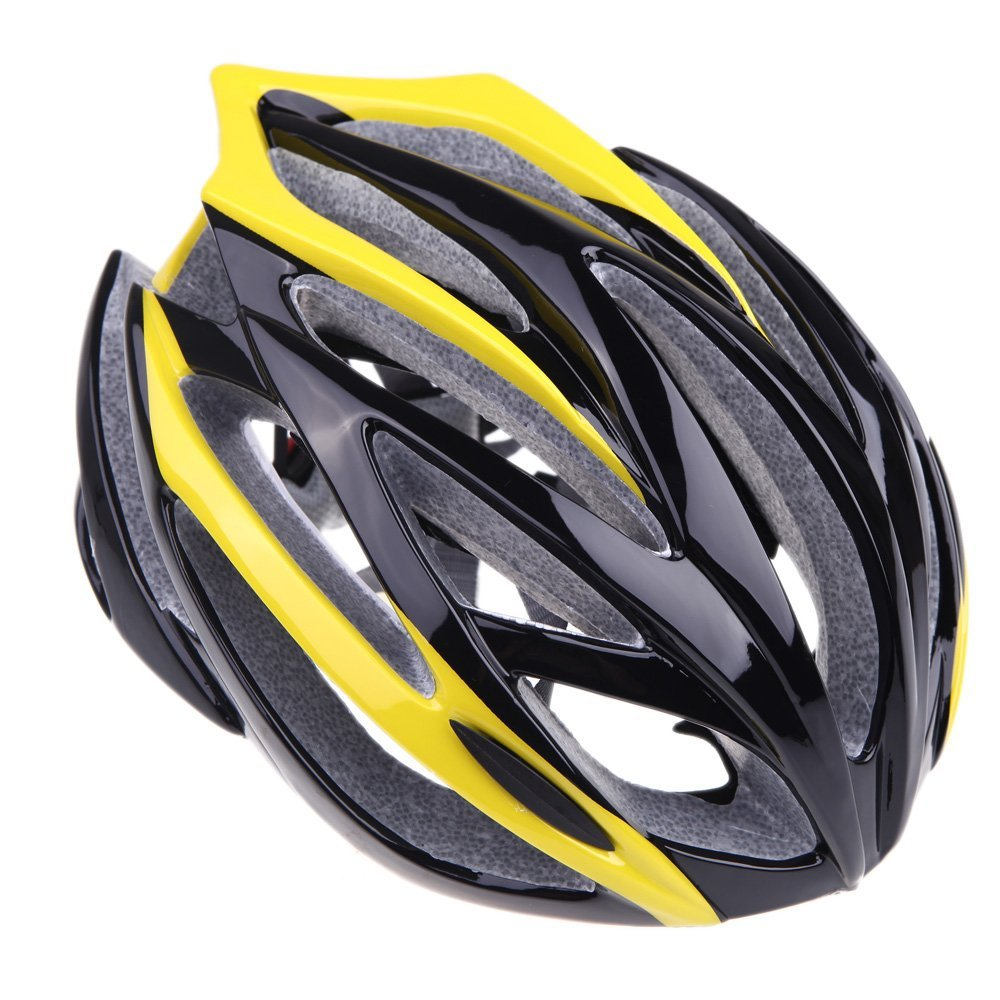 Yellow EverTrust Bicycle Helmets