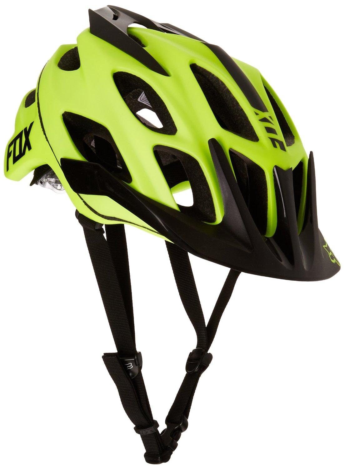 Yellow Fox Racing Bicycle Helmets