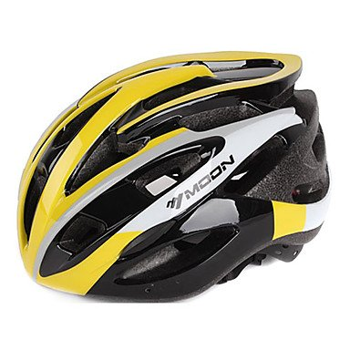 Yellow FROB SPORT Bicycle Helmets