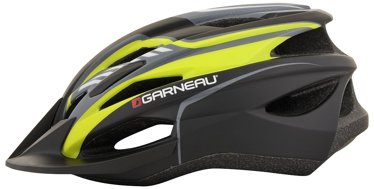 Yellow Garneau Bicycle Helmets