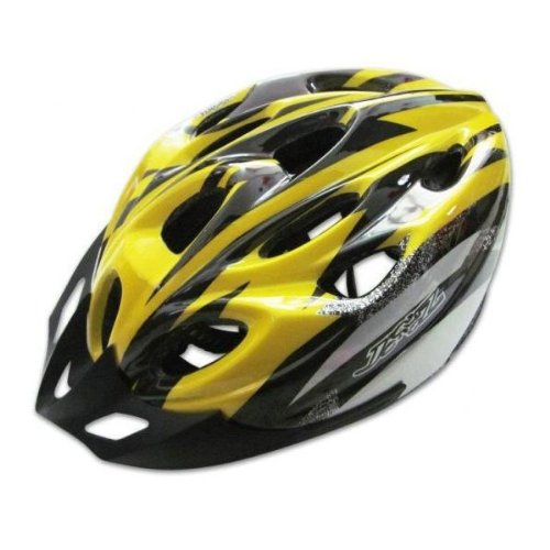 Yellow JSZ Bicycle Helmets