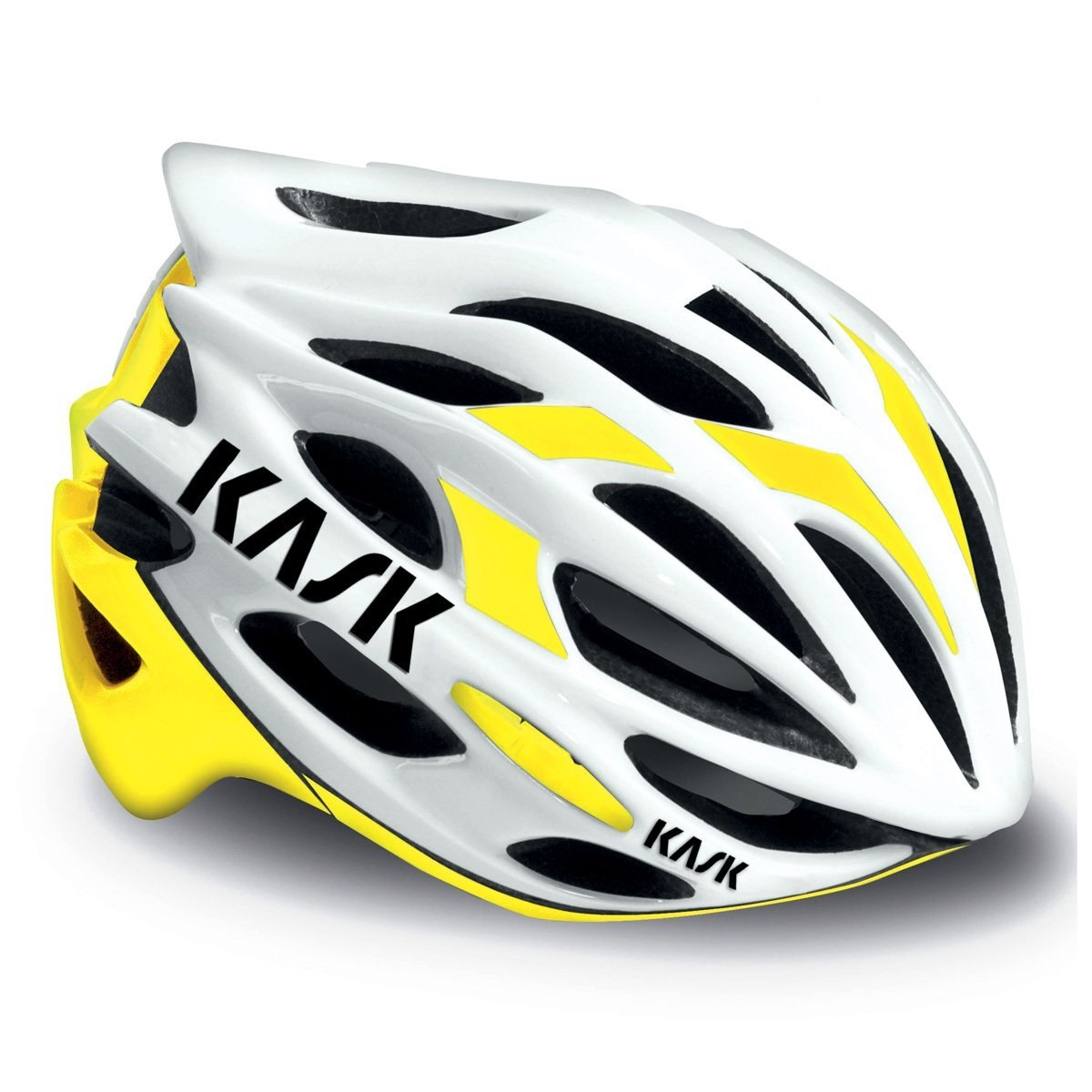 Yellow Kask Bicycle Helmets