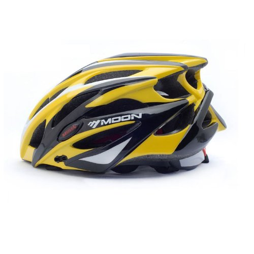Yellow Moon Bicycle Helmets