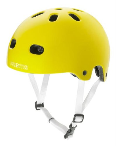 Yellow Pryme Bicycle Helmets
