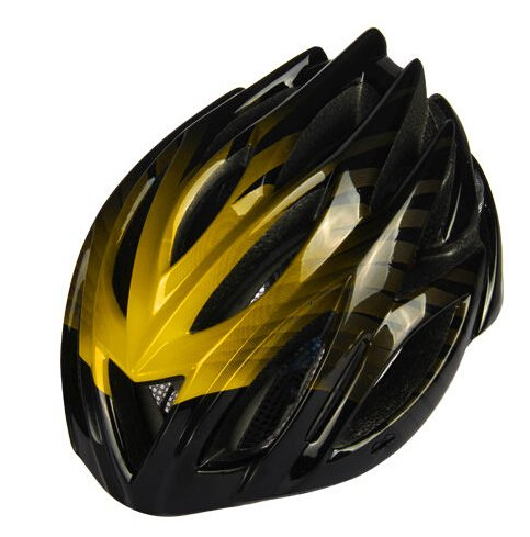 Yellow SAHOO Bicycle Helmets