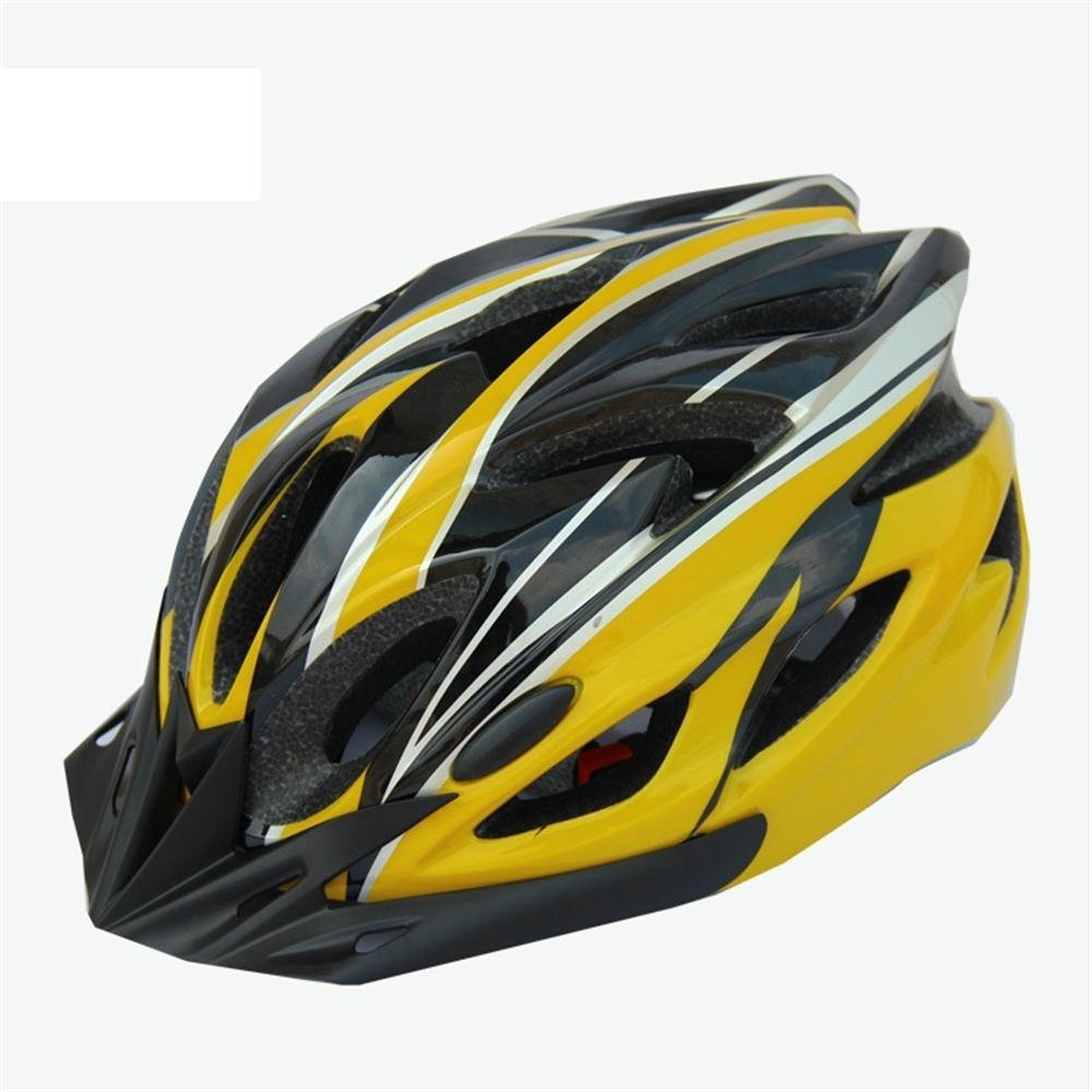 Yellow Schwinn Bicycle Helmets