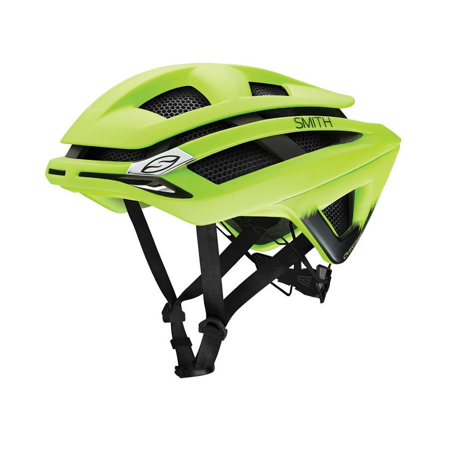 Yellow Smith Optics Bicycle Helmets