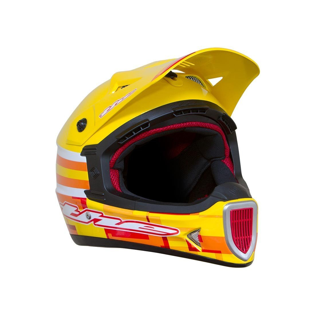Yellow THE Industries Bicycle Helmets